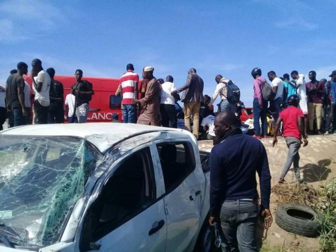Urgent – accident lors d'une cérémonie de l'APR: plusieurs militants gravement blessés