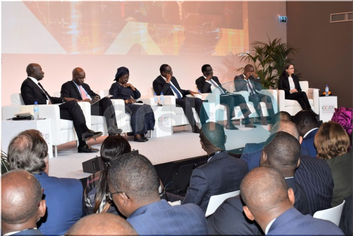 Les images du Forum des investisseurs du secteur privé du Groupe consultatif de Paris 2018