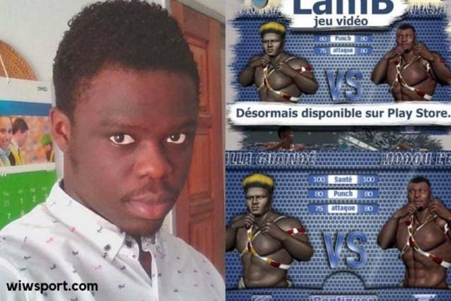 Cheikh Tidiane Diouf, créateur du jeu vidéo Lamb: « Le jeu est en téléchargement gratuit et les avis sont très positifs … »