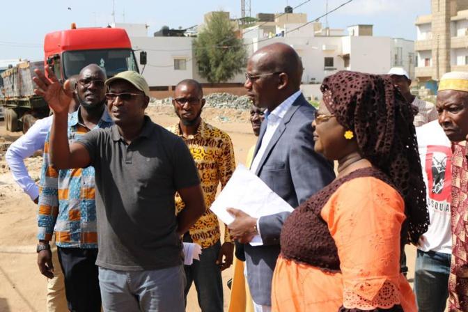 L'Assainissement pour un meilleur cadre de vie prend son envol au Sénégal en chiffres