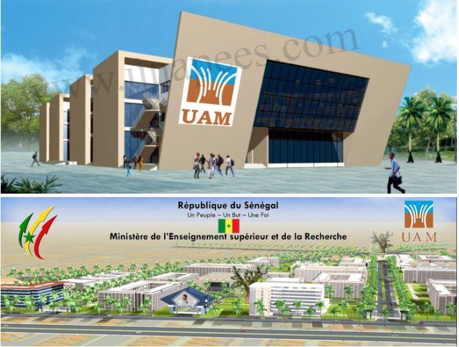 Retard dans la livraison de l'Université Amadou Makhtar Mbow : les étudiants attendent toujours leur joyau de Diamniadio