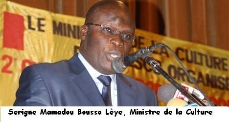 Serigne Mamadou Bousso Lèye décline les ''retombées'' du Festival mondial des arts nègres