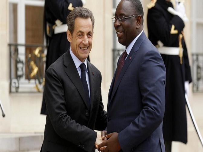 Groupe consultatif de Paris: La rencontre secrète de Macky Sall et Nicolas Sarkozy à Paris