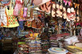 Fêtes de fin d'année : la ruée vers Sandaga