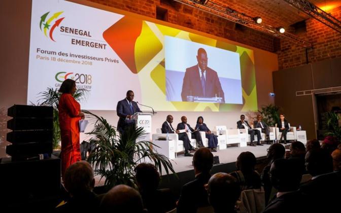 « En mobilisant 7700 milliards de FFCA contre 2850 milliards recherchés, le Président SALL a prouvé incontestable que l'économie sénégalaise est compétitive » (APR)