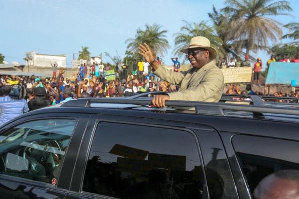 Macky Sall en tournée économique dans les régions de Saint-Louis et Louga
