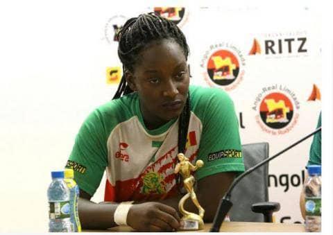 Doungou Camara, capitaine des Lionnes : « Que le handball soit valorisé à sa juste valeur »