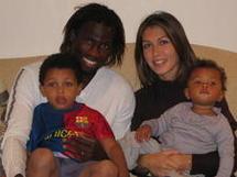 Le footballeur sénégalais, Malickou Diakhaté racontée par sa femme, Caroline