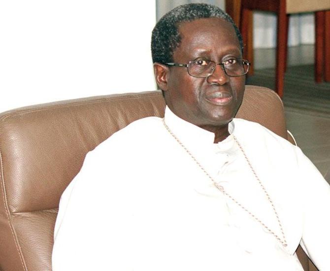 """Monseigneur Benjamin Ndiaye, Archevêque de Dakar: """"La Présidentielle doit montrer la maturité du peuple sénégalais''"""