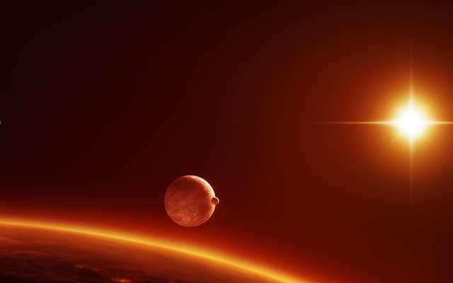 Si Mars et Vénus échangeaient leur place... que se passerait-il ?