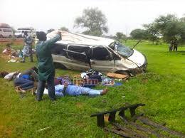 Visite du Président Macky Sall à Linguère : un accident fait 4 morts et 25 blessés