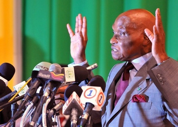 [Audio] Discours intégral du Président Abdoulaye Wade à Bambey