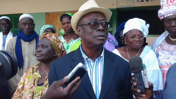Oussouye : Faible de taux parrainage pour Macky Sall, Robert Sagna et Aimé Assine s'accusent mutuellement