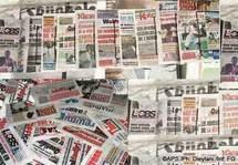 La presse et son rôle dans l'orientation de l'opinion publique. (Point de vue d'un religieux)