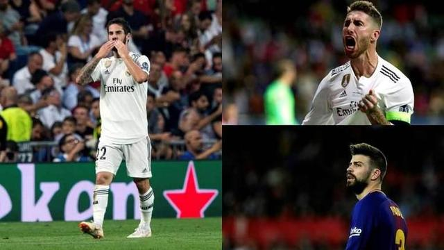 Barça vs.Real : Qui a le meilleur palmarès ?