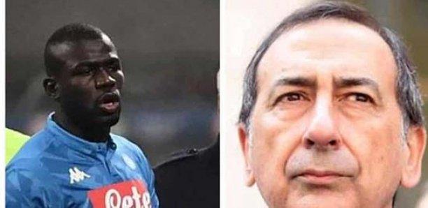 Racisme: Le Maire de Milan présente ses excuses à Kalidou Koulibaly