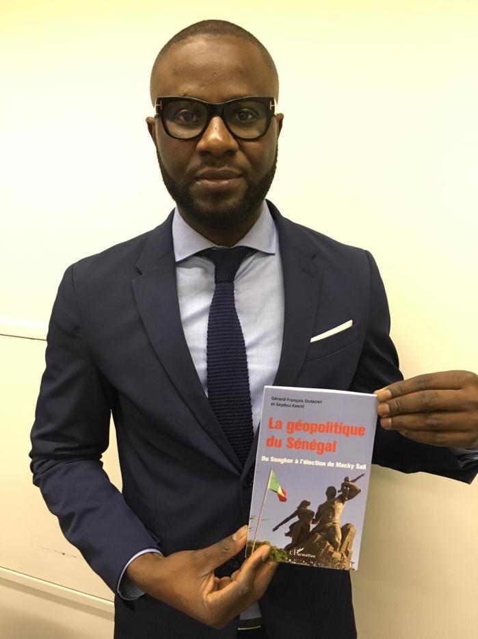 Livre : Gérard-François Dumont et Dr Seydou Kanté analysent « LA GÉOPOLITIQUE DU SÉNÉGAL De Senghor à l'élection de Macky Sall »