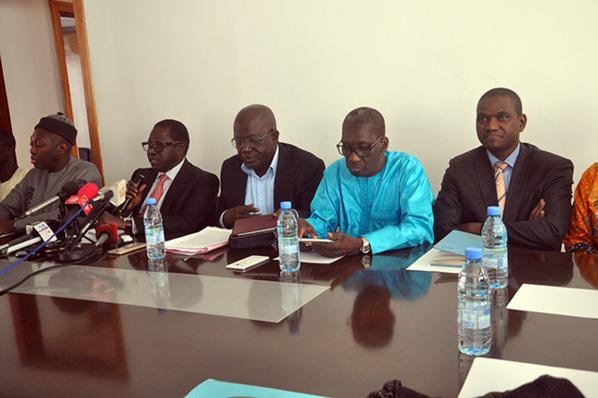Présidentielle 2019: les leaders du FNR écrivent au Président du Conseil Constitutionnel