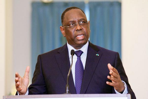Grand prix du Chef de l'État : Macky Sall