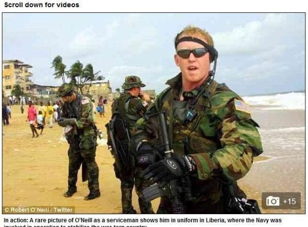 Voici l'homme qui a abattu Oussama ben Laden