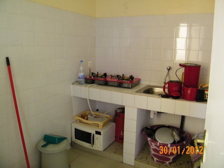 APPARTEMENT MEUBLE  A DAKAR