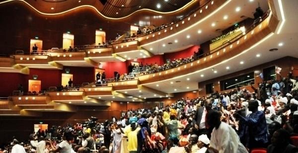 [ PHOTOS ] Sénégal : Gestion et maintenance du Grand Théâtre, un défi à relever