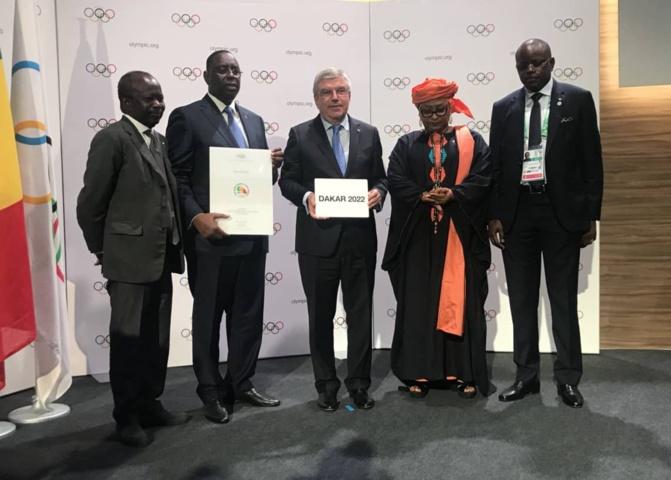 JOJ 2022 : Plus de 4000 athlètes attendus à Dakar