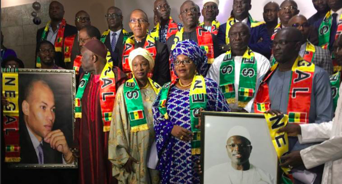 Présidentielle 2019 : 23 candidats font bloc et remettent en cause le processus électoral