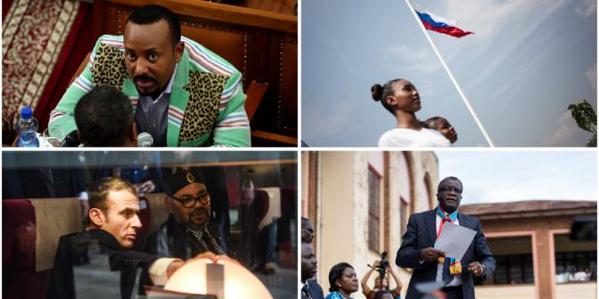 Ce qu'il faut retenir de l'année 2018 en Afrique