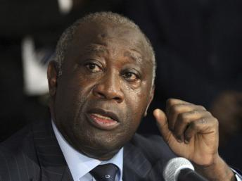 """Gbagbo : """"Je mange, je dors bien"""""""