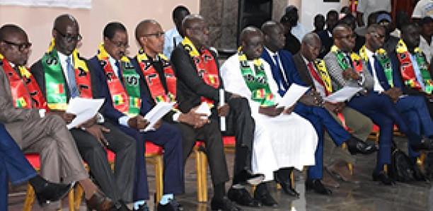 Parrainages : 25 candidats de l'opposition déchirent les Pv du Conseil constitutionnel et menacent