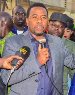 Son  parrainage invalidé : Bougane Guèye Dany annonce un recours et une plainte contre…