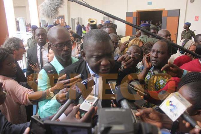 Me Assane Dioma Ndiaye: « On ne peut plus continuer à être des juristes tailleurs… »