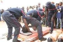 Kaffrine : 2 morts et 1 blessé grave dans un accident de la circulation