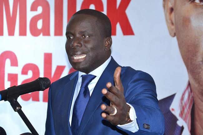 Malick Gackou, « l'opposition a raté plusieurs combats »