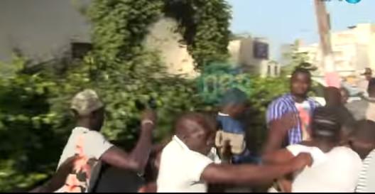 Linguère : Bagarre sanglante entre militants de lApr, cinq personnes arrêtées