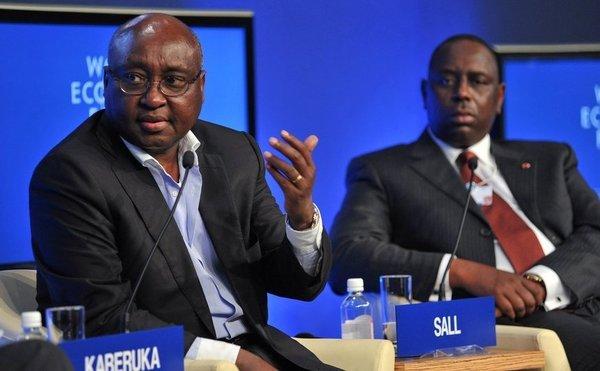 [Photos] Macky Sall participe au Forum Economique Mondial du Cap