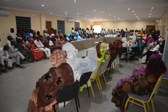 Rufisque - Appel à l'unité des leaders de BBY : Le ministre Oumar Guèye déroule la feuille de route du Président Macky Sall