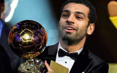 Salah : « J'ai envie de remporter un 3e Ballon d'Or de suite »