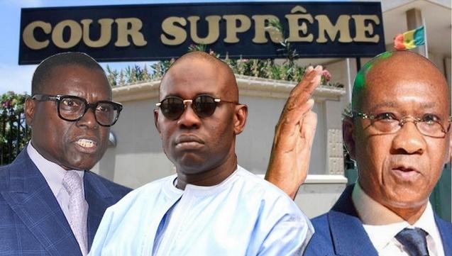 Poursuite judiciaire: Trois candidats recalés saisissent la Cour suprême