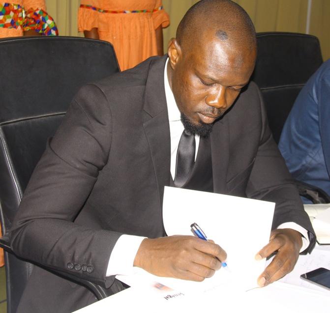 Boycott de l'élection présidentielle: Les conditions de Ousmane Sonko