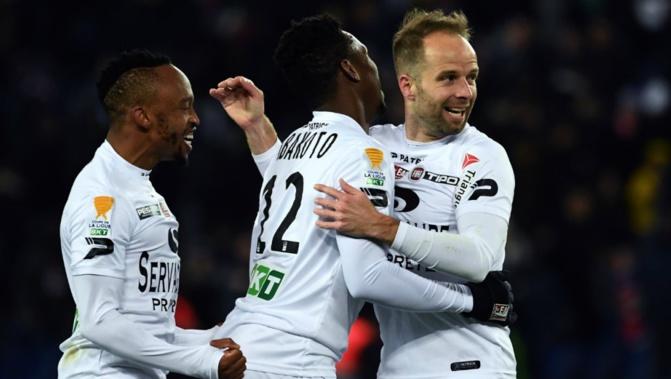 Le PSG se fait éliminer par Guingamp !