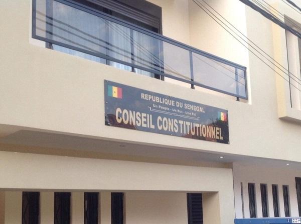 Le Conseil constitutionnel a enfreint la loi… (Par Pierre Hamet BA)