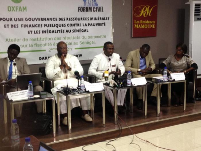 Efficacité de l'administration fiscale sénégalaise : la Douanes, meilleur élève avec 3359, 62 milliards F CFA mobilisés entre 2012 et 2017