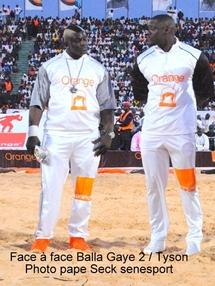 Lutte avec Frappe: Remis de sa blessure, Mohamed Ndao Tyson s'entraine à nouveau