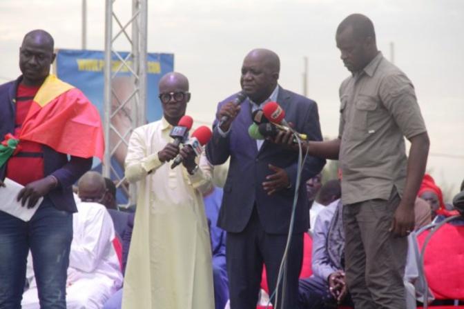 """Pour le départ de Macky Sall : Oumar Sarr propose un """"pouvoir de transition"""""""