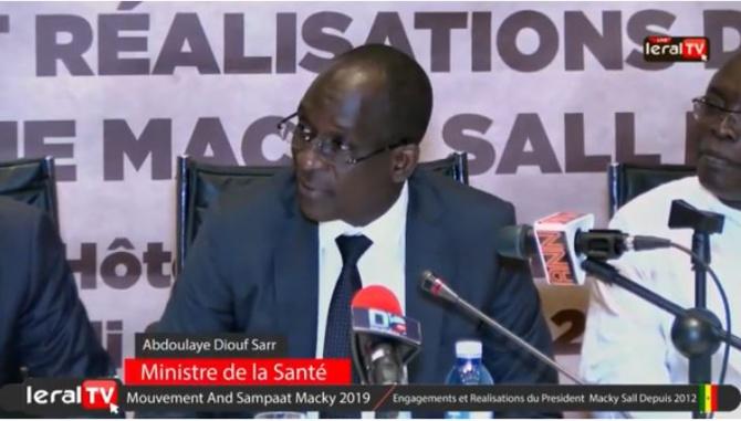 Abdoulaye Diouf Sarr : L'homme du sérail ! (Par Serigne Bara Diakhaté)