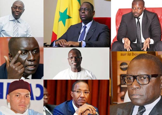 URGENT-Présidentielle Sénégal de 2019 : Cinq candidats retenus, deux recalés