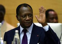 Ouattara promet de travailler dans l'intérêt des Ivoiriens