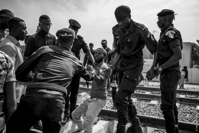 TER: Images et maux d'une inauguration controversée...à Rufisque